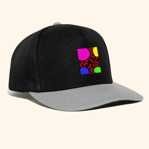 Pop art32 - Snapback Cap