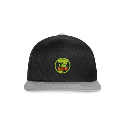 300dpi Logo sibbeschuss 2019 - Snapback Cap