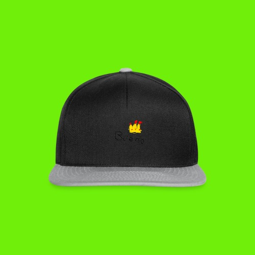 King Bueno Classic Merch - Snapback Cap