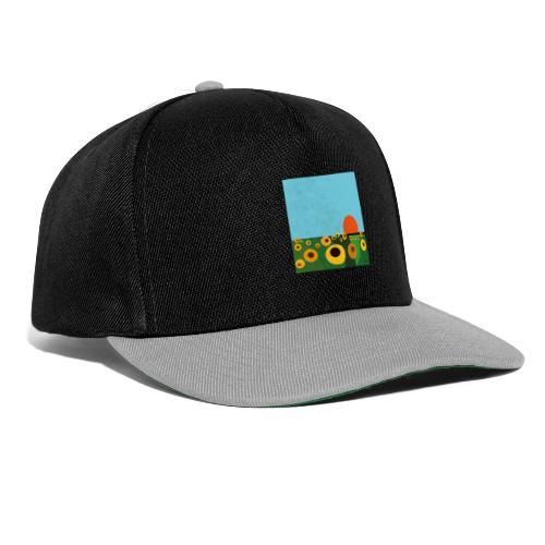 Sunflower - Snapback Cap