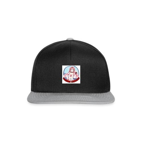 MANNES CHIARINI logo 2 - Snapback Cap
