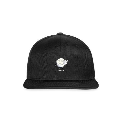Moo…n - Snapback Cap