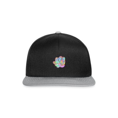 Regenbogendarm - Snapback Cap