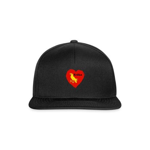 Kråka - Snapback-caps