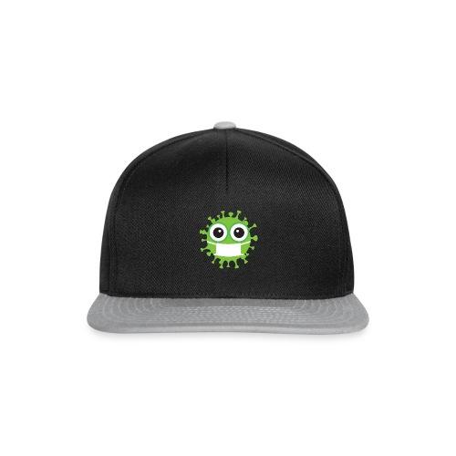 stop corona - Snapback Cap