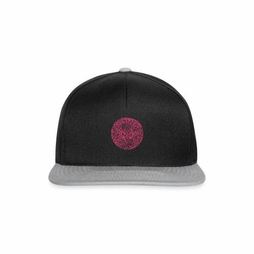 Mantafantasie Rostrot - Snapback Cap