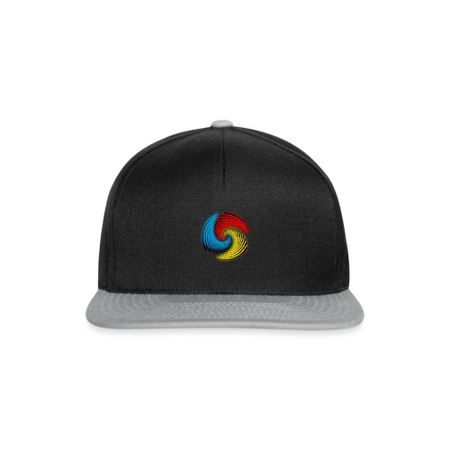 Farbspirale - Snapback Cap