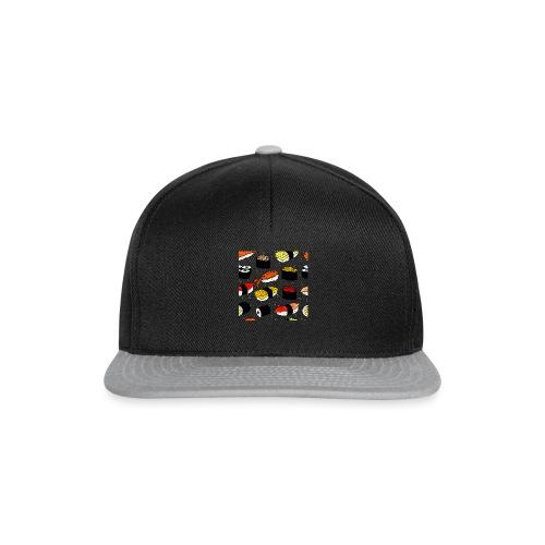 Sushi art - Snapback cap