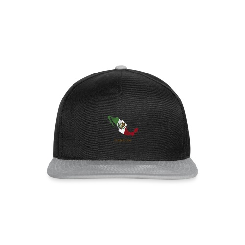 Never Stop Traveling - Casquette snapback
