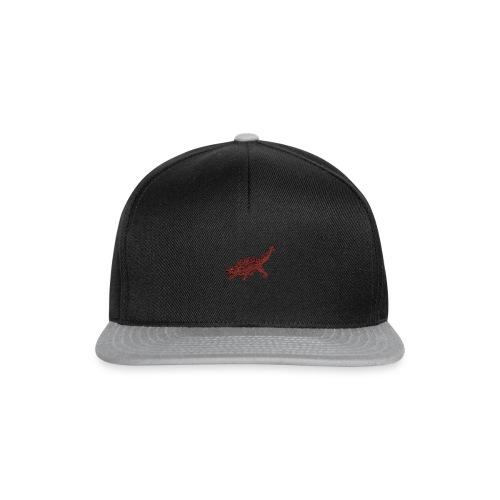 Ankylosaurus - Snapback Cap
