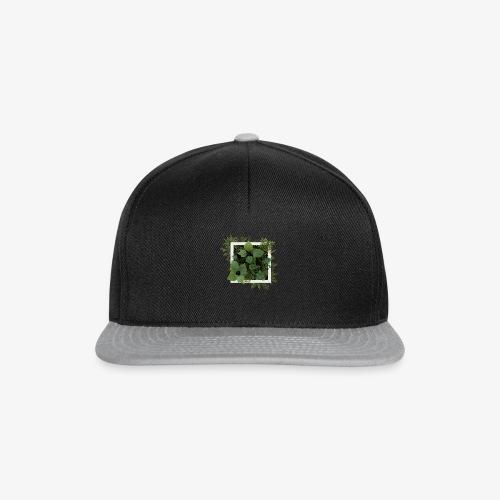 GeometricNature - Snapback Cap