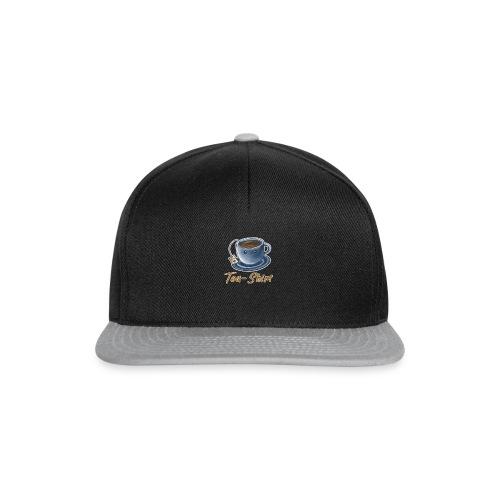 Tea Shirt - Snapback Cap