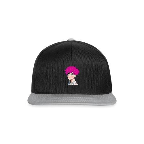 logo without name - Snapback Cap