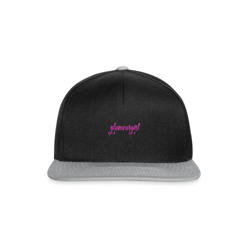 Glamourgirl dripping letters - Snapback cap