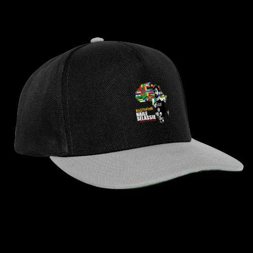 RASTAFARI ALL NATIONS - Snapback Cap