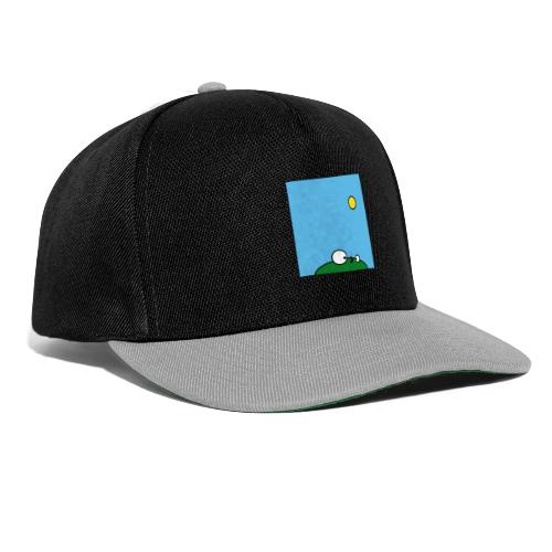 Hungry Frog - suicide fly - Snapback Cap