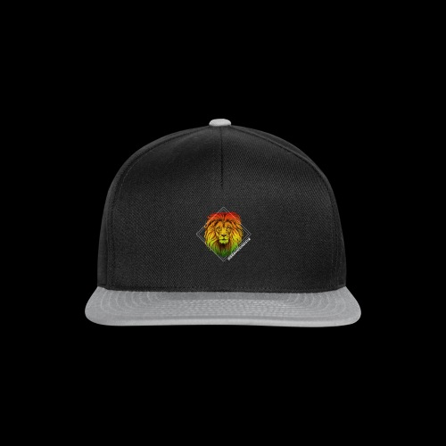LION HEAD - UNDERGROUNDSOUNDSYSTEM - Snapback Cap
