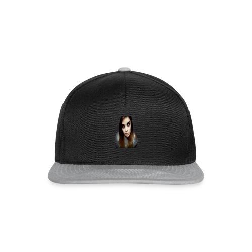 vampire-girl - Snapback Cap