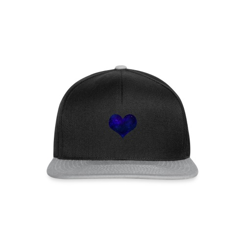 Love from outer space - Snapback Cap