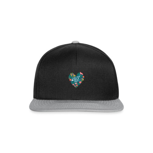 Love yourself first - Snapback Cap