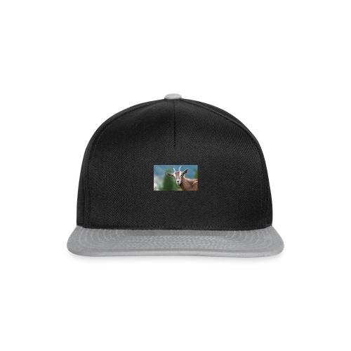 GOAT shirt - Snapback cap