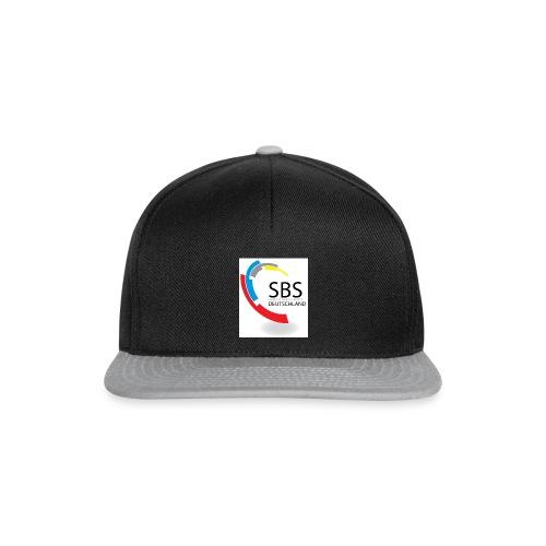 SBSDeutschland Logo - Snapback Cap