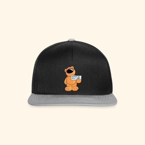 chris bears Keiner hat mich lieb - Snapback Cap