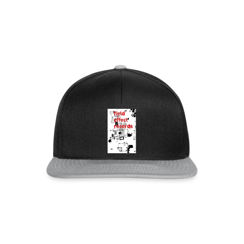 field effect records #2 - Snapback Cap