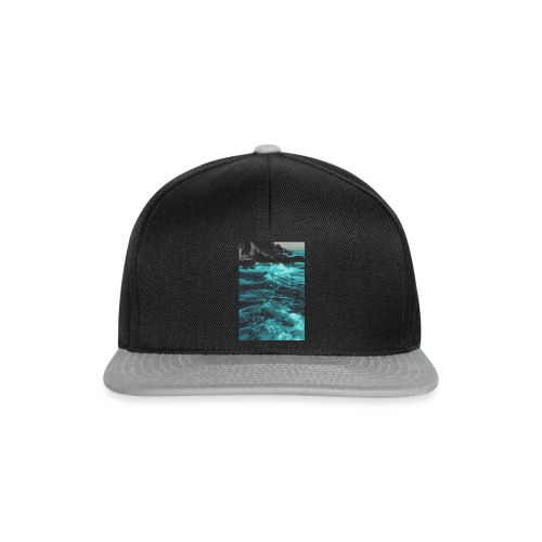 paradise-jpg - Snapback cap