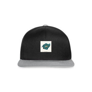 requin mascotte weelax - Casquette snapback