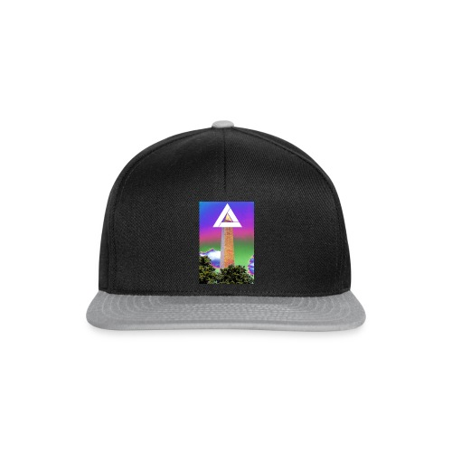 SIXTH DIEMENSION MONUMENT - Snapback Cap
