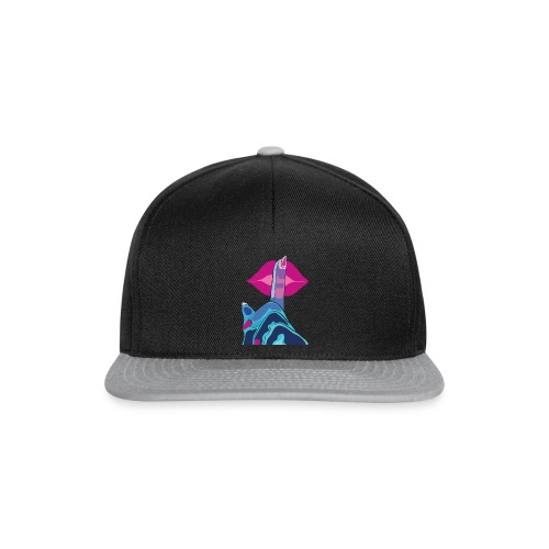 JustLov t-shit - Big Kiss - Snapback Cap