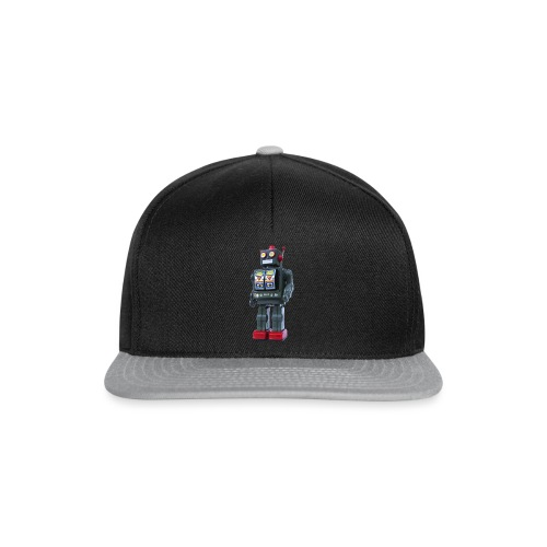 T-Shirt ROBOT - Snapback Cap