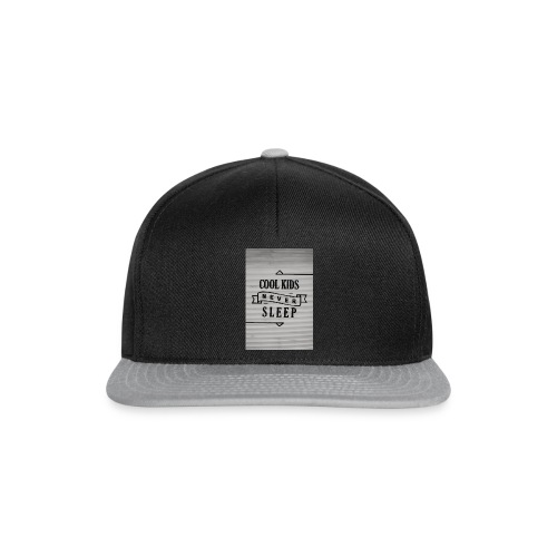 TT_Cool Kids - Snapback Cap