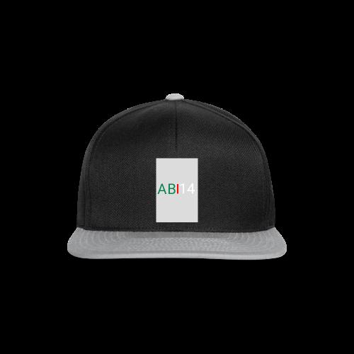 ABI14 - Casquette snapback