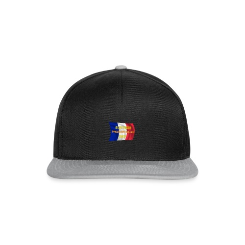 ELECTIONS 2017 - Casquette snapback