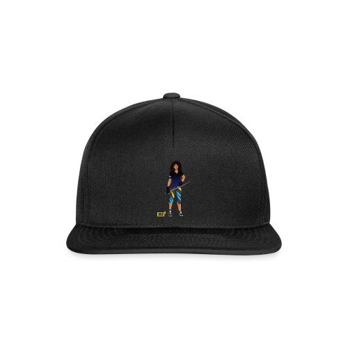 Sabre fencer - Snapback Cap