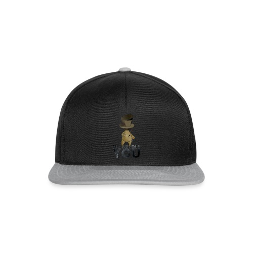 WE NEEDLE YOU - Casquette snapback