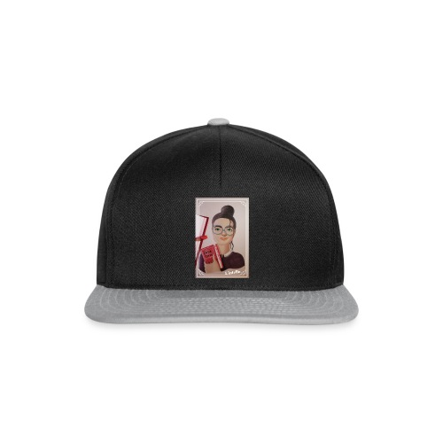fille intello - Casquette snapback