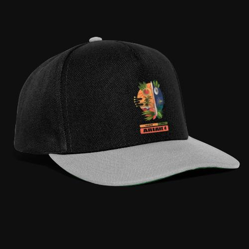 Ariane 4 - Carnaval figures and legends - Snapback Cap