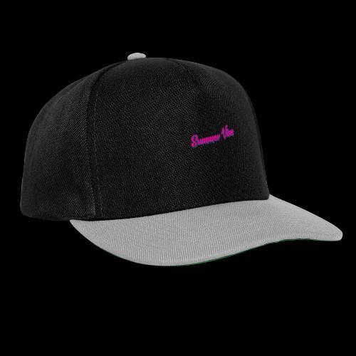 Summer Vibes - Snapback Cap