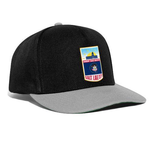 Utah - Salt Lake City - Snapback Cap