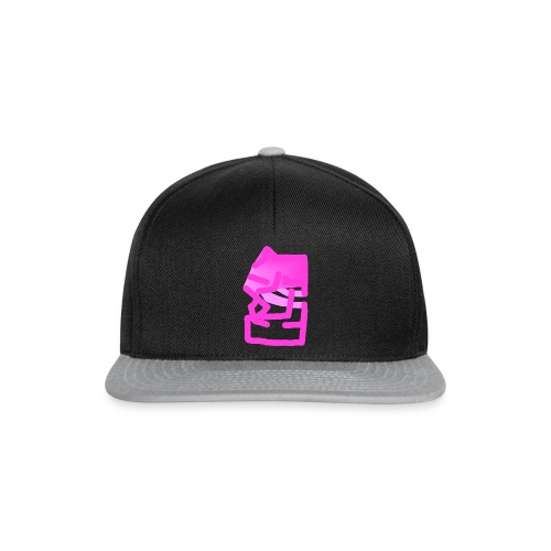 cad drawings collection 03 30 - Snapback Cap