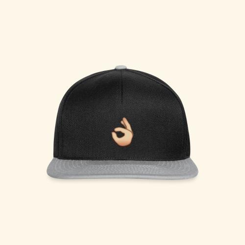 O K - Snapback Cap
