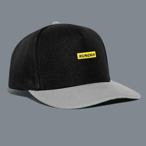 Kundnun official - Snapback cap