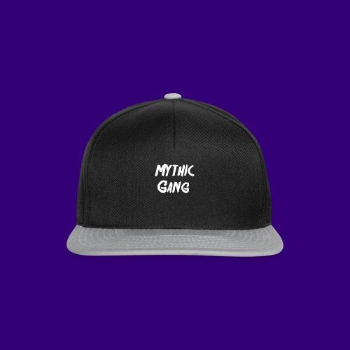 Mythic Gang - Snapback Cap