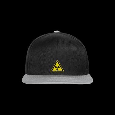 radioactividad - Gorra Snapback