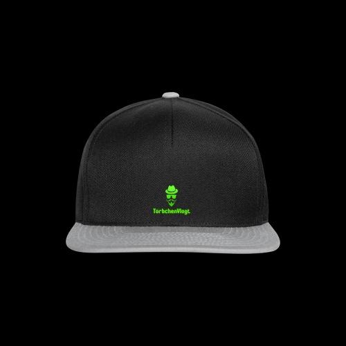 TörbchenVlogt Logo - Snapback Cap