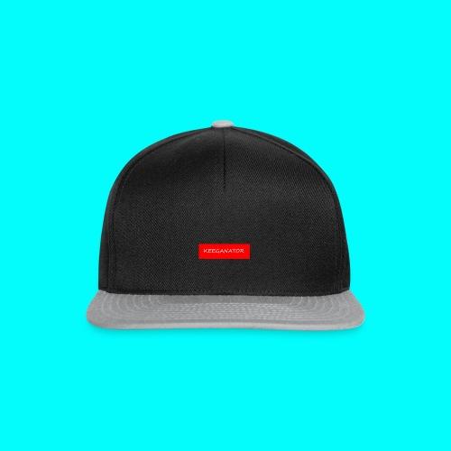 KEEGANATOR BOX LOGO - Snapback Cap