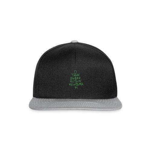 O Tannenbaum - Snapback Cap